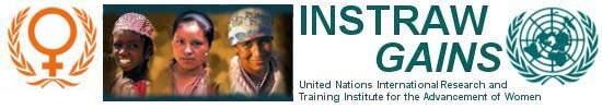 UN-Instraw GAINS